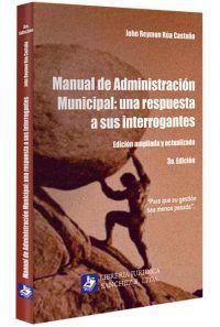 Manual de administración municipal-libros-jurídicos-lijursanchez-juridica-sanchez