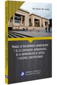 manual-de-procedimiento-administrativo-y-de-lo-contencioso-libros-jurídicos-lijursanchez-juridica-sanchez