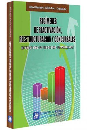 regimenes-de-reactivacion-reestructuracion-libros-jurídicos-lijursanchez-juridica-sanchez