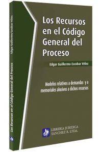 los-recursos-en-el-codigo-general-del-proceso-libros-jurídicos-lijursanchez-juridica-sanchez