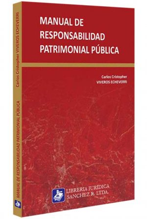 manual-de-responsabilidad-patrimonial-publica-libros-jurídicos-lijursanchez-juridica-sanchez