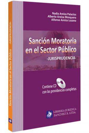 sancion-moratoria-en-el-sector-publico-libros-jurídicos-lijursanchez-juridica-sanchez