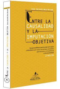 Entre la causalidad y la imputación objetiva-libros-jurídicos-lijursanchez-juridica-sanchez