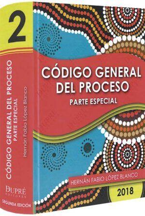 codigo-general-del-proceso-parte-especial-libros-jurídicos-lijursanchez-juridica-sanchez