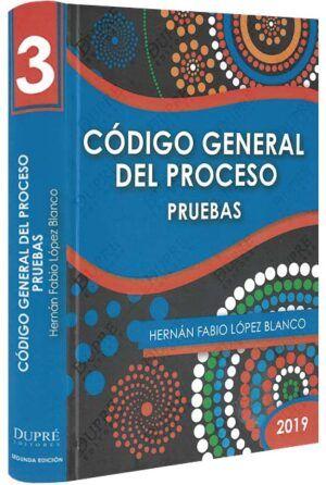 codigo-general-del-proceso-pruebas-libros-jurídicos-lijursanchez-juridica-sanchez