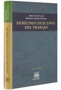 derecho-colectivo-del-trabajo-libros-jurídicos-lijursanchez-juridica-sanchez