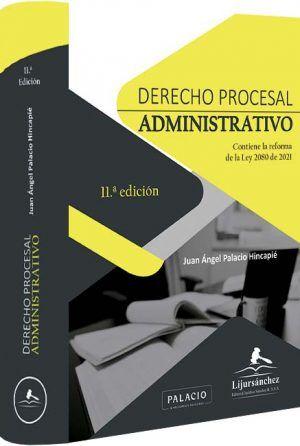 derecho-procesal-administrativo-libros-jurídicos-lijursanchez-juridica-sanchez