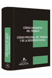 mini-codigo-sustantivo-del-trabajo-codigo-procesal-del-trabajo-y-de-la-seguridad-social -libros-jurídicos-lijursanchez-juridica-sanchez