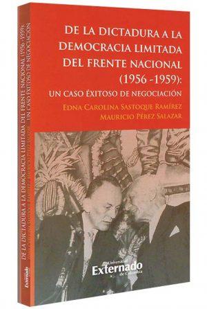 De-la-dictadura-a-la-democracia-limitada-del-frente-nacional-libros-jurídicos-lijursanchez-juridica-sanchez