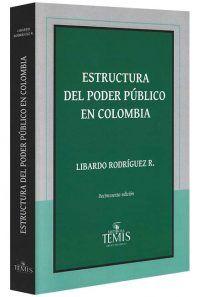 Estructura- del-poder-publico-en-colombia -libros-jurídicos-lijursanchez-juridica-sanchez