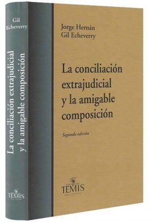 La conciliacion extrajudicial libros jurídicos, lijursanchez, juridica sanchez,