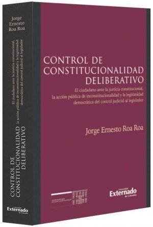 control de constitucionalidad deliberativo libros jurídicos, lijursanchez, juridica sanchez,