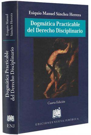 dogmática-practicable-del-derecho-disciplinario-libros-jurídicos-lijursanchez-juridica-sanchez