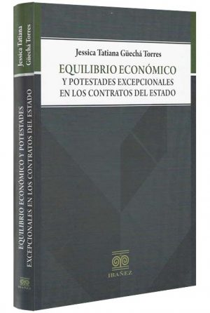 equilibrio economico libros jurídicos, lijursanchez, juridica sanchez,