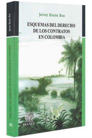 esquemas-del-derecho-de-los-contratos en-colombia-libros-jurídicos-lijursanchez-juridica-sanchez