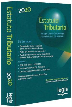 estatuto-tributario-2020-libros-jurídicos-lijursanchez-juridica-sanchez