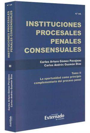 instituciones-procesales-penales-consensuales-libros-jurídicos-lijursanchez-juridica-sanchez