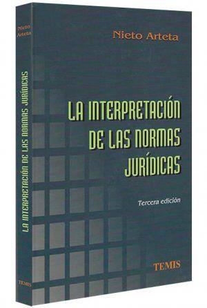 la-interpretación-de-las-normas-juridicas-libros-jurídicos-lijursanchez-juridica-sanchez