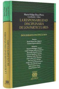 la-responsabilidad-disciplinaria-de-los-particulares-libros-jurídicos-lijursanchez-juridica-sanchez