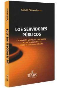 los-servidores-publicos-libros-jurídicos-lijursanchez-juridica-sanchez