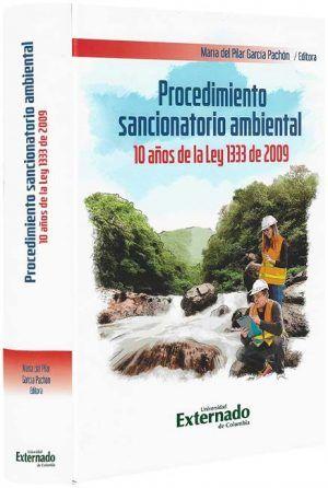 procedimiento-sancionatorio-ambiental-libros-jurídicos-lijursanchez-juridica-sanchez