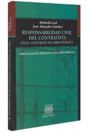 responsabilidad-civil-del-contratista-en el-contrato-de-obra-pública-libros-jurídicos-lijursanchez-juridica-sanchez