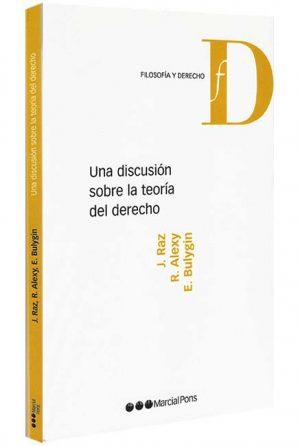 una-discusión-sobre-la-teoría-del-derecho-libros-jurídicos-lijursanchez-juridica-sanchez