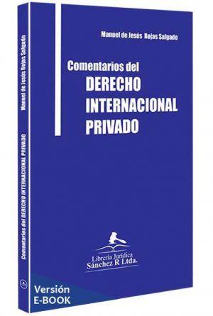 comentarios-del-derecho-libros-jurídicos-lijursanchez-juridica-sanchez-internacional-privado