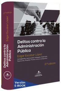 delitos-contra-la-administracion-publica-libros-jurídicos-lijursanchez-juridica-sanchez
