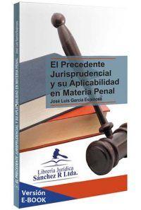 el-precedente-jurisprudencial-libros-jurídicos-lijursanchez-juridica-sanchez