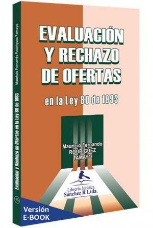 evaluacion-y-rechazo-de-ofertas-libros-jurídicos-lijursanchez-juridica-sanchez
