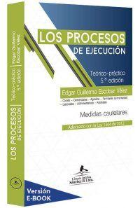 los-procesos-de-ejecucion-teorico-practico-5-edicion-libros-jurídicos-lijursanchez-juridica-sanchez