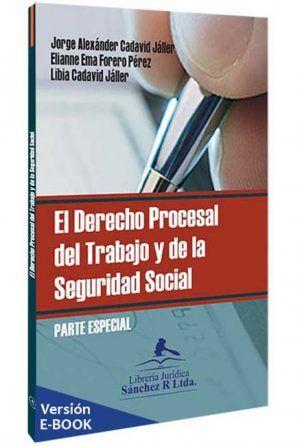 el-derecho-procesal-del-trabajo-y-de-la-seguridad-social- -libros-jurídicos-lijursanchez-juridica-sanchez
