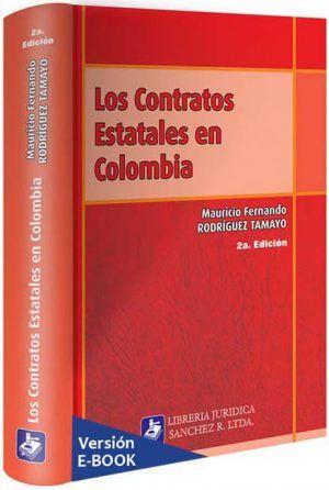 los-contratos-estatales-en-colombia--libros-jurídicos-lijursanchez-juridica-sanchez