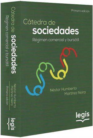 catedra-de-sociedades-libros-jurídicos-lijursanchez-juridica-sanchez