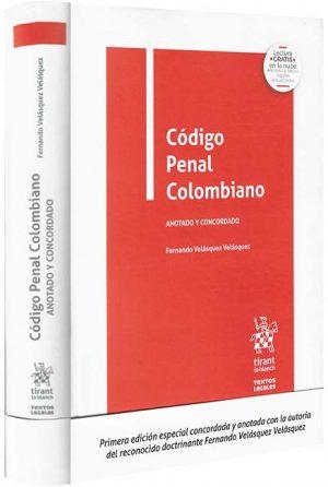 codigo-penal-colombiano-libros-jurídicos-lijursanchez-juridica-sanchez