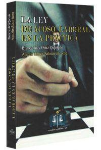 la-ley-de-acoso-laboral-libros-jurídicos-lijursanchez-juridica-sanchez