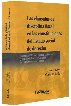 las-clausulas-de-disciplina-fiscal-en-las-constituciones-libros-jurídicos-lijursanchez-juridica-sanchez