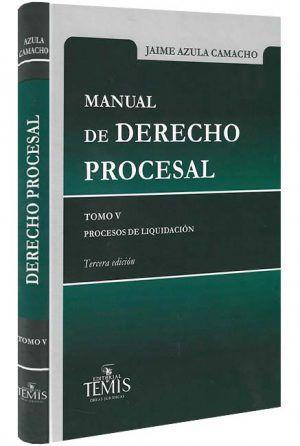 manual-de-derecho-procesal-V-libros-jurídicos-lijursanchez-juridica-sanchez