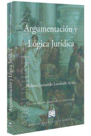 Argumentacion-y-logica-juridica -libros-jurídicos-lijursanchez-juridica-sanchez