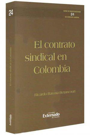 El-contrato-sindical-en-colombia -libros-jurídicos-lijursanchez-juridica-sanchez