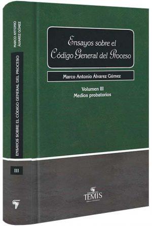 Ensayo-sobre-el-codigo-general-del-proceso-vol.III -libros-jurídicos-lijursanchez-juridica-sanchez