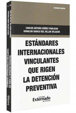 estandares-internacionales-vinculantes -libros-jurídicos-lijursanchez-juridica-sanchez