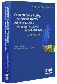 comentarios-al-codigo-de-procedimiento-administrativo-y-de-lo-contencioso-administrativo-libros-jurídicos-lijursanchez-juridica-sanchez