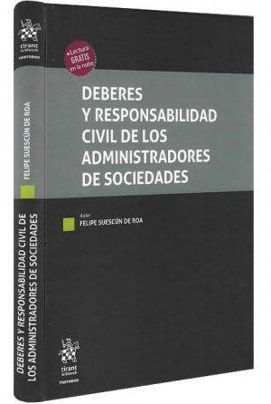 deberes-y-responsabilidad-civil-de-los-administradores-de-sociedades-libros-jurídicos-lijursanchez-juridica-sanchez