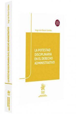 la-potestad-disciplinaria-en-el-derecho-administrativo-libros-jurídicos-lijursanchez-juridica-sanchez