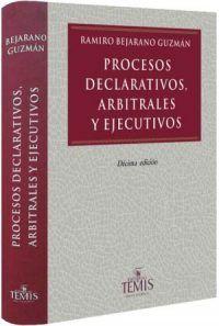 procesos-declarativo-arbitrales-y-ejecutivos-libros-jurídicos-lijursanchez-juridica-sanchez