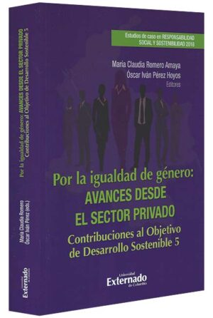 Por la igualdad de género- Avances desde el sector privado-libros-jurídicos-lijursanchez-juridica-sanchez