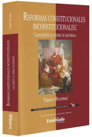 Reformas constitucionales inconstitucionales-libros-jurídicos-lijursanchez-juridica-sanchez