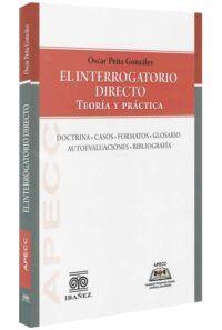 el-interrogatorio-directo-teoría-y-práctica-libros-jurídicos-lijursanchez-juridica-sanchez